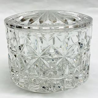 Waterford Crystal Jar