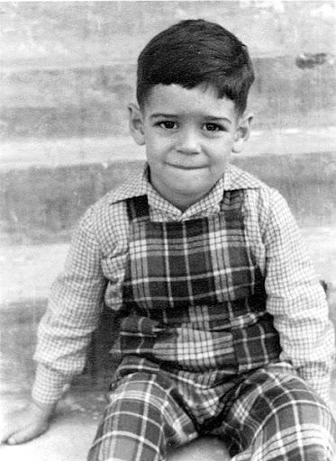 Age 3, Barnagore, India