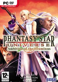 Phantasy Star Universe: Ambition of the Illuminus - Review-Walkthrough By Catherine Black