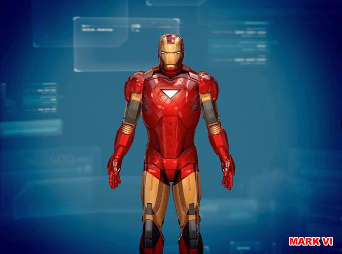 Chiêm ngưỡng những bộ siêu giáp trong Iron Man 3 - Ảnh 6