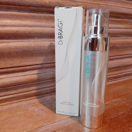 敏感肌啱用嘅洗面GEL~Dr BRAGI PURIFYING FACIAL CLEANSER