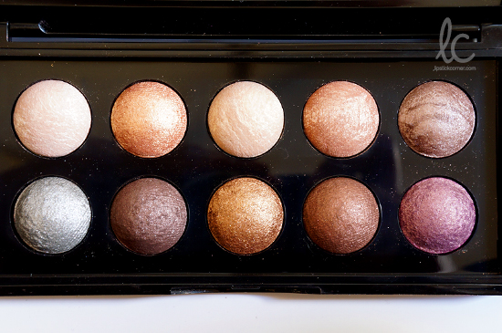 Sephora Collection | Moonshadow Baked In The Nude