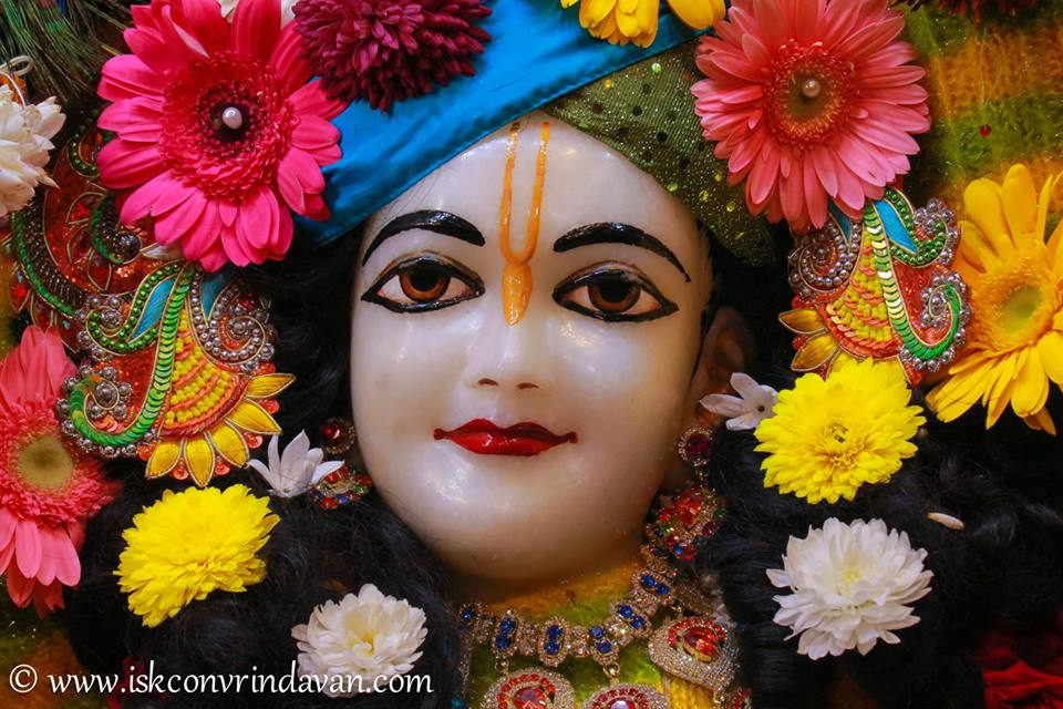 ISKCON Vrindavan Deity Darshan 03 jan 2017 (3)