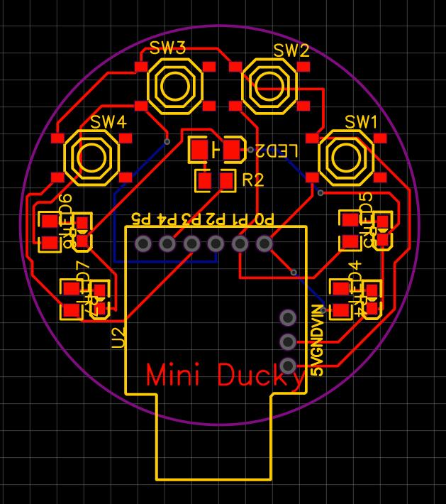 arduino hid attack