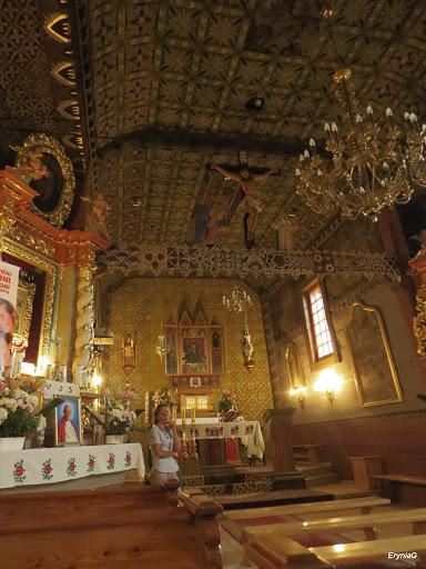Kościół pw.Świętej Trójcy iśw.Antoniego Opata