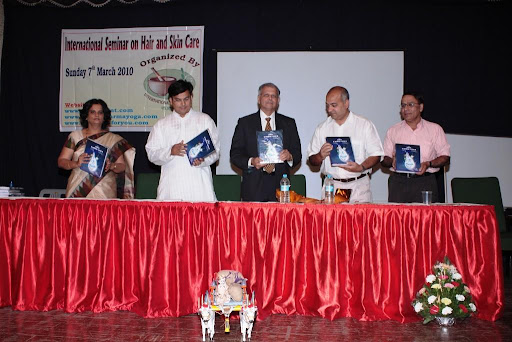 DAINANDIN AROGYA GATHA BOOK PUBLICATION BY DR>RANJIT PURANIK