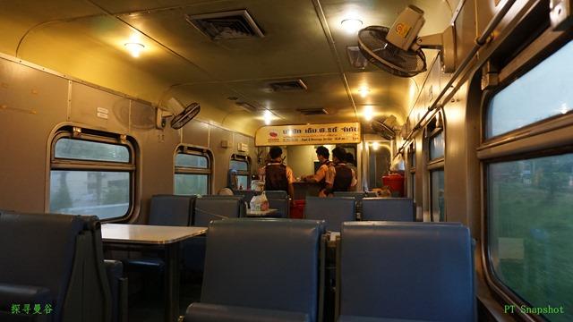 车厢的食堂