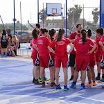 Jovens Almassera - NBA Rojo TF Senior Femenino