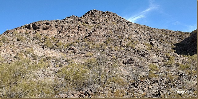 Kofa Mountains
