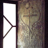 22. The Byzantine Church of Agios Nikolaos Orfanos. Window