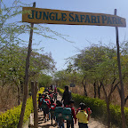 FEILD TRIP TO JUNGLE SAFARI