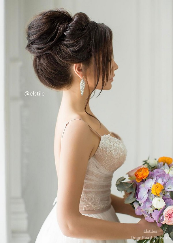 Most Popular Wedding Hairstyles For Women's 2018 5