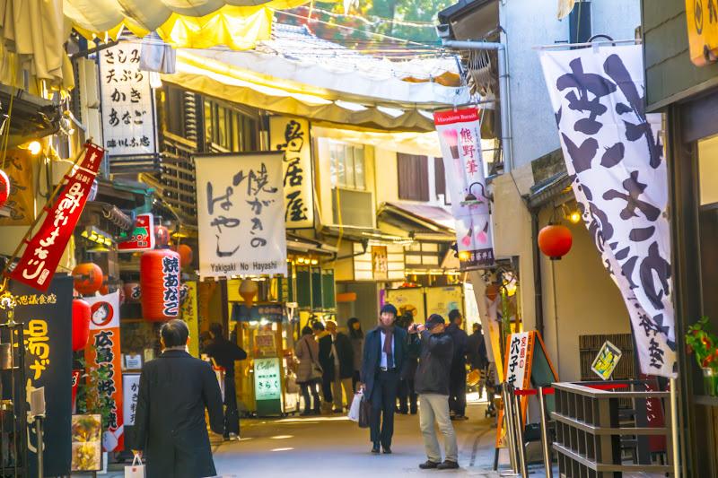 宮島 表参道 商店街2