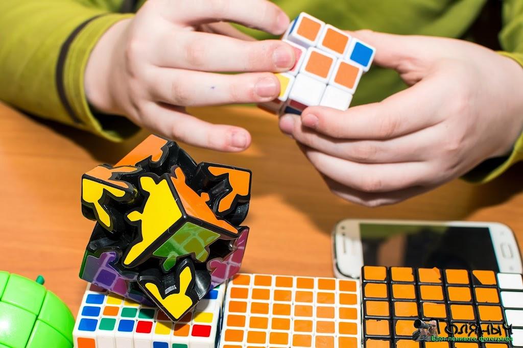 Модификации кубика