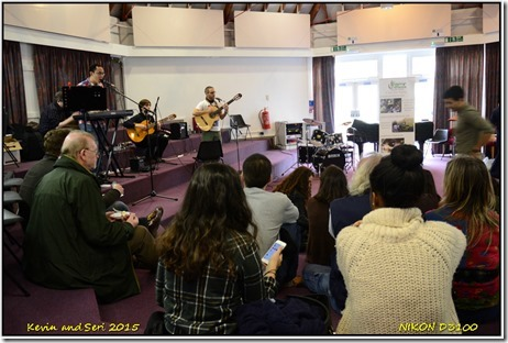 Warwick University - November