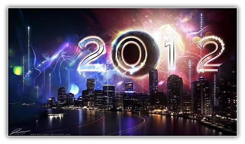 VA - New Year 2012