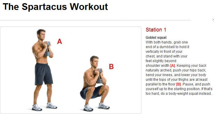 Spartacus Workout The+spartacus+workout+station+ ...
