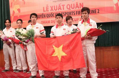 Việt Nam thắng lớn tại One Asia Cup 2011 2