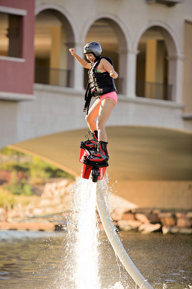 Flyboard Las Vegas //  Must do in Las Vegas.