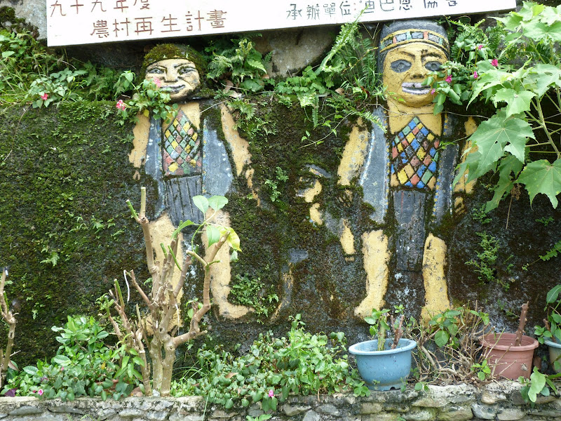 Puli  en passant , entre autres, par les villages de l ethnie Bunum de Loloko et Dili. J 10 - P1170107.JPG