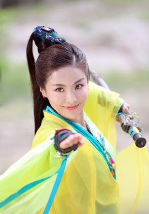 Gong Mi China Actor