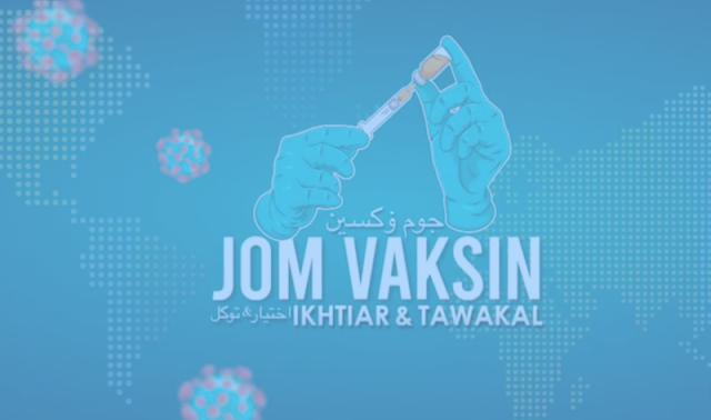 TV ALHIJRAH TERUSKAN KEMPEN 'JOM VAKSIN'. JANGAN TAKUT!