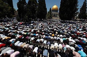 Yahudawa Sun Hana Musulmi Gudanar Da Salla A Masallacin Quds