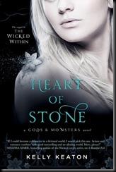 Heart of Stone  (Gods & Monsters #4)