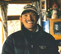 Photo: Putashi Sherpa war schon sechs Mal auf dem Everest