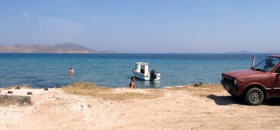 plaża Lambi Kos