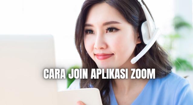 Cara Join Aplikasi Zoom Sebagai Instant Meeting di Laptop dan HP