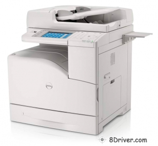 How to download Dell C5765DN MFP Printer driver and deploy on Windows XP,7,8,10
