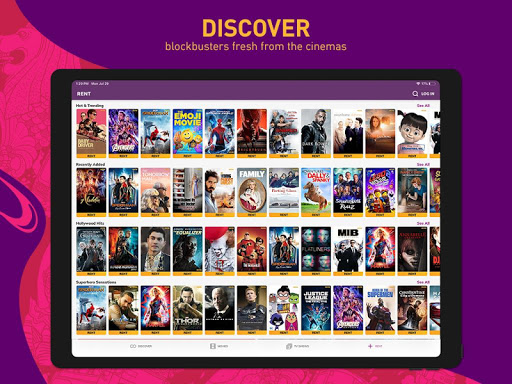 HOOQ - Watch Movies, TV Shows, Live Channels, News screenshot 11