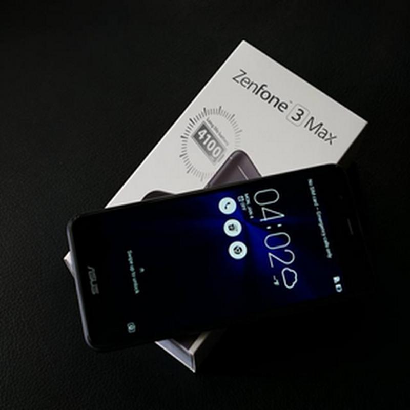Zenfone 3 Max , bateri tahan lama !