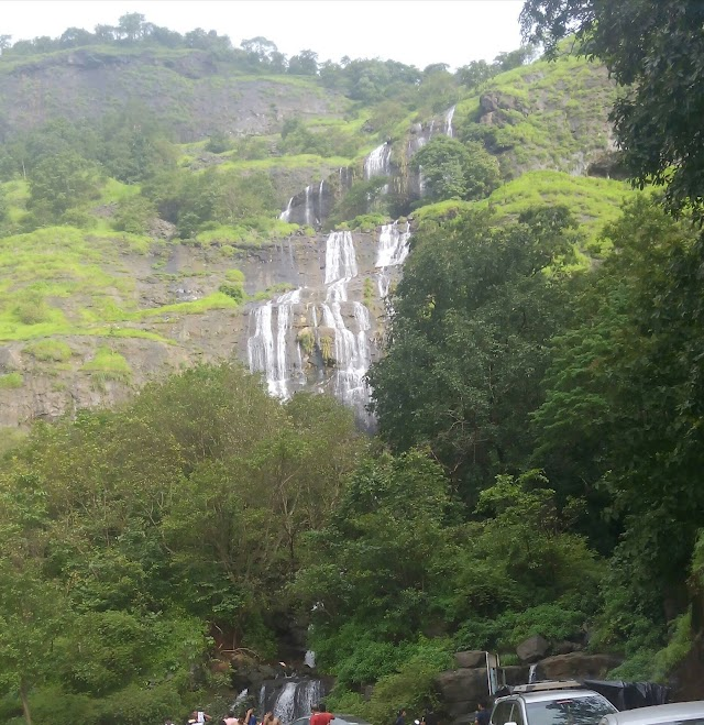 Tamhini ghat view point
