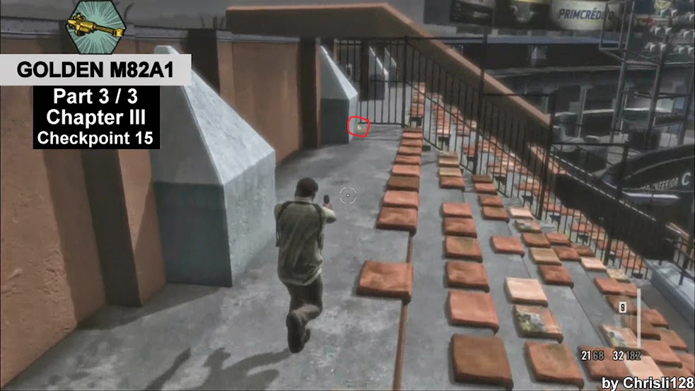 how to pass max payne part 3 chapter 3