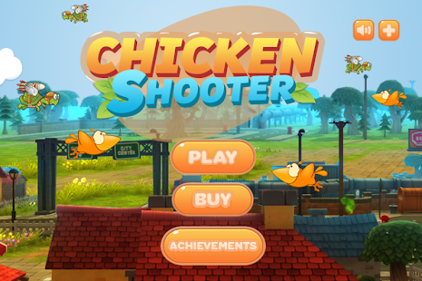 Chicken Shooter- screenshot thumbnail