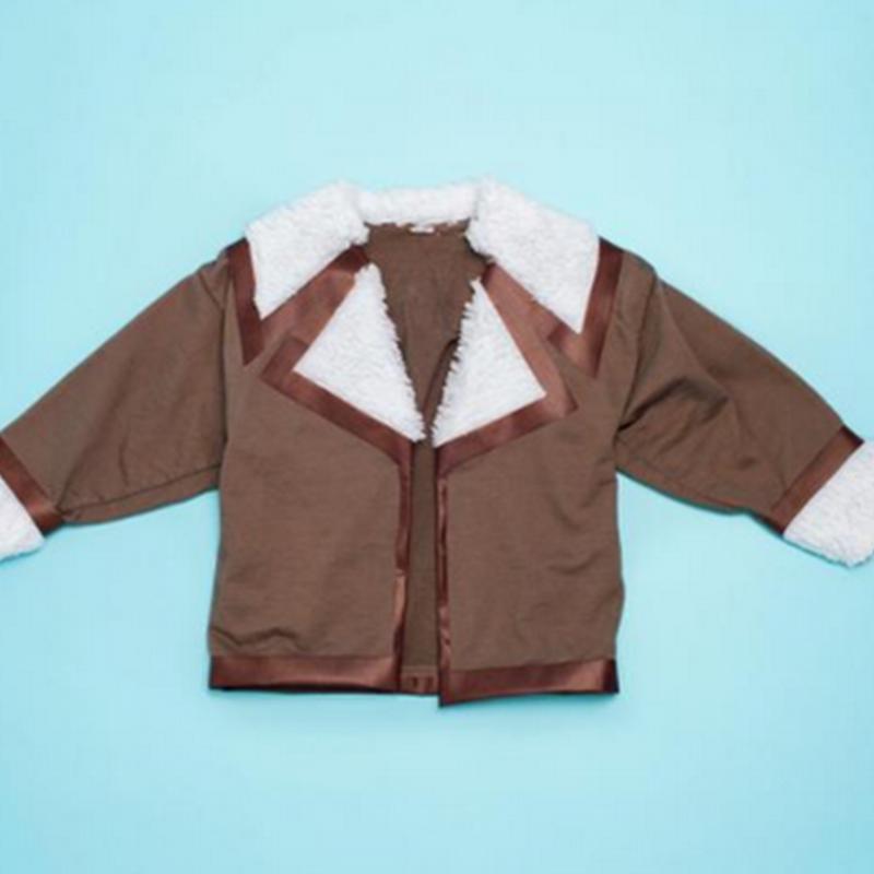 Disfraz casero de aviador para niño