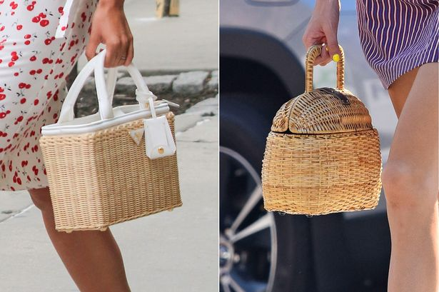 THE AMAZING STRAW BAGS FOR WOMEN IN THIS SESSION OF SUMMER 9
