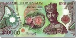 uang 10000 ringgit brunei darussalam