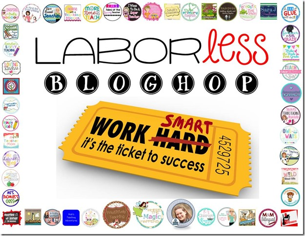 LaborLESS Blog Hop and Giveaway