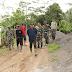 Dandim Cilacap Periksa Langsung Hasil TMMD Sengkuyung Tahap III Di Desa Bulupayung