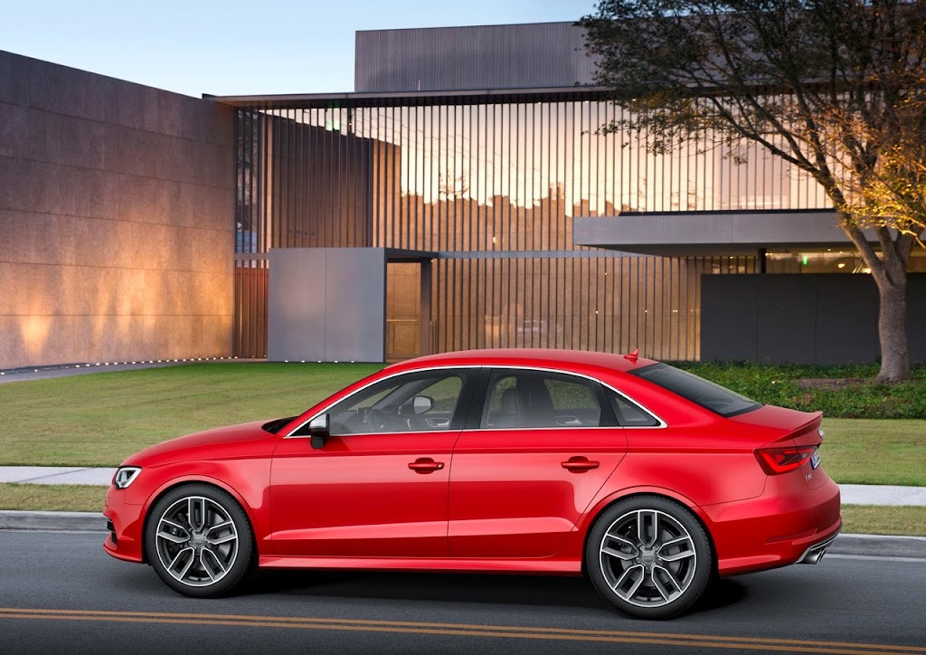 008 2015 Audi S3 Sedan