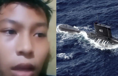 Gak Ada Ahlak, Pemuda Ini Senang Banget Nanggala 402 Tenggelam Sampai Goyang TikTok