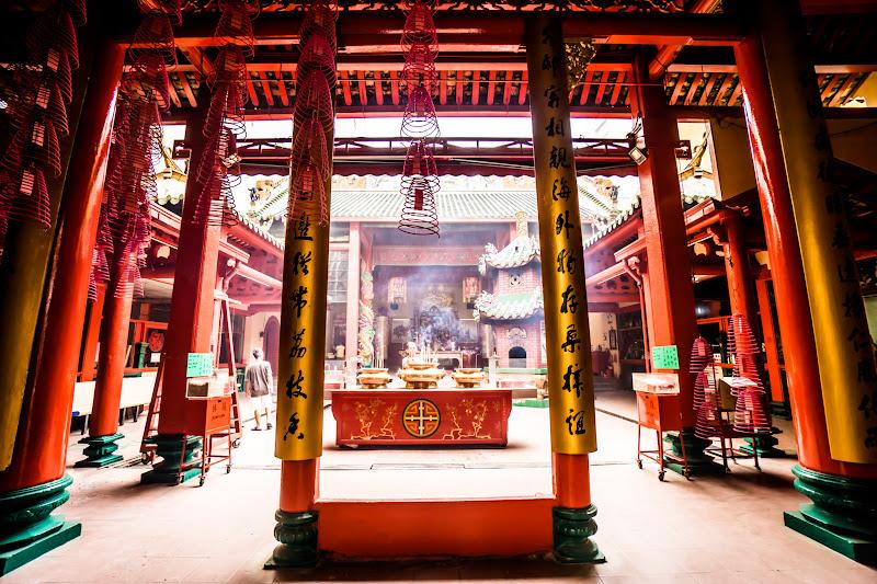 クアラルンプール チャイナタウン 関帝廟2