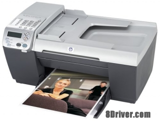 Download HP Officejet 5505 Printer driver & install