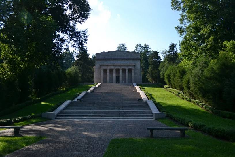Родина Авраама Линкольна (Abraham Lincoln Birthplace National Historic Site, KY)