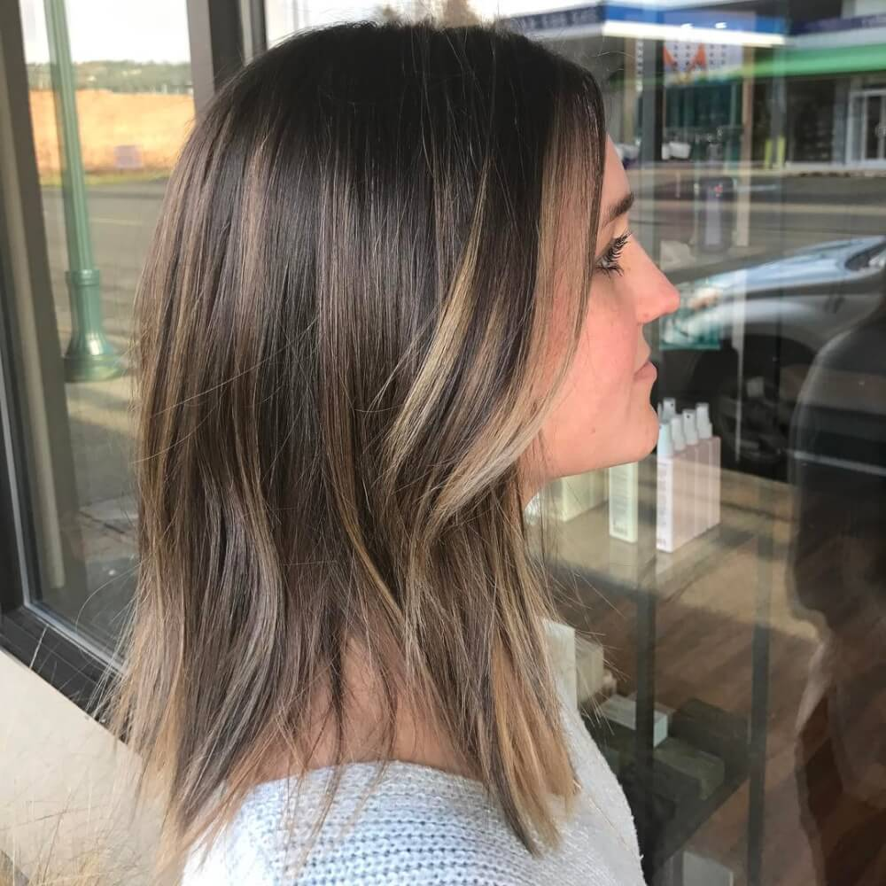 +10 Best Shoulder Length Haircuts for women's 2018 1