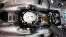 Lewis Hamilton, Mercedes cockpit