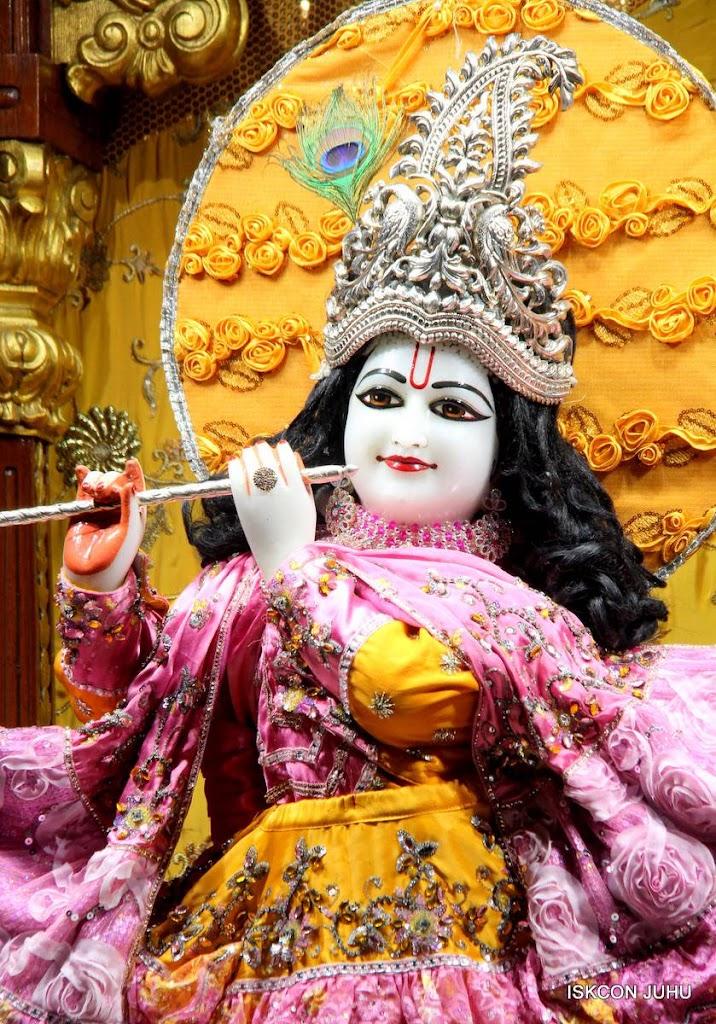 ISKCON Juhu Mangal Deity Darshan 29 Jan 2016 (12)